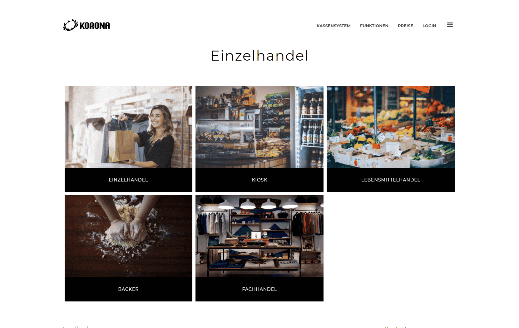 webdesigner webdesign korona kassensystem marketing bremen