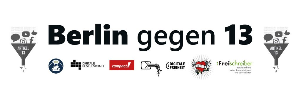 artikel 13 bremen berlin agentur demo